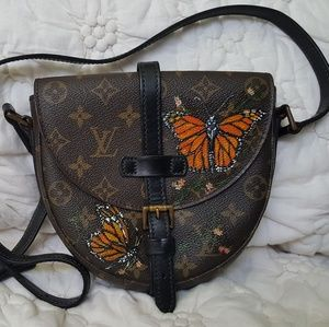 f70f2373338f ... Hand Painted Louis Vuitton (Sold) ...